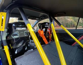 RECARO PRO RACER [RMS] 2700G FOR WRX STI VAB