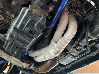 PRS EXHAUST MANIFOLD FOR SJG FORESTER